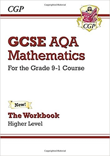 GCSE Maths AQA Workbook: Higher - for the Grade 9-1 Course