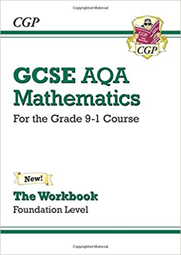 GCSE Maths AQA Workbook: Foundation - for the Grade 9-1 Course