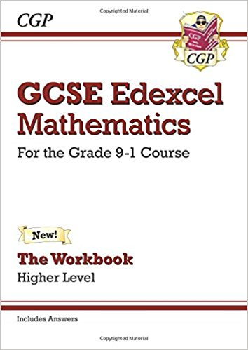 GCSE Maths Edexcel Workbook: Higher - for the Grade 9-1 Course